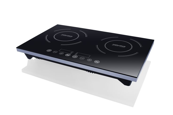 Smart Cook Double Induction Cooker  http://www.morphyrichards.co.za/products/800w-steel-soup-maker-48823