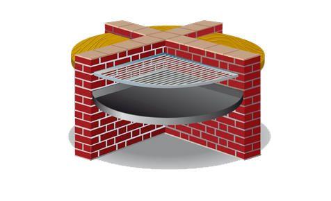 die besten 25 grill selber mauern ideen auf pinterest stein fen au enkamin kits und selbst. Black Bedroom Furniture Sets. Home Design Ideas