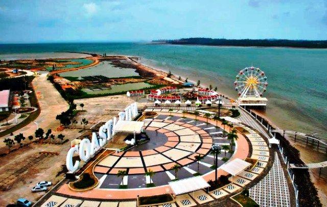 Megawisata Ocarina Batam Taman Wisata di Pesisir Pantai