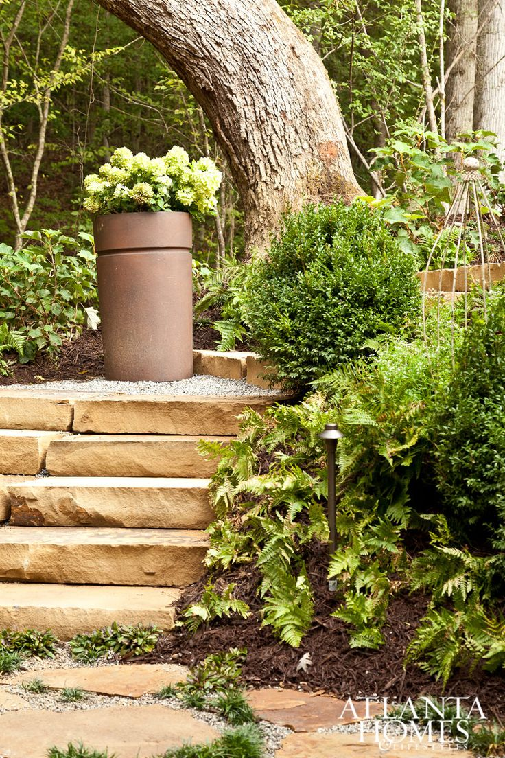Terrace landscaping hardscaping design by missy madden for Bc landscape architects