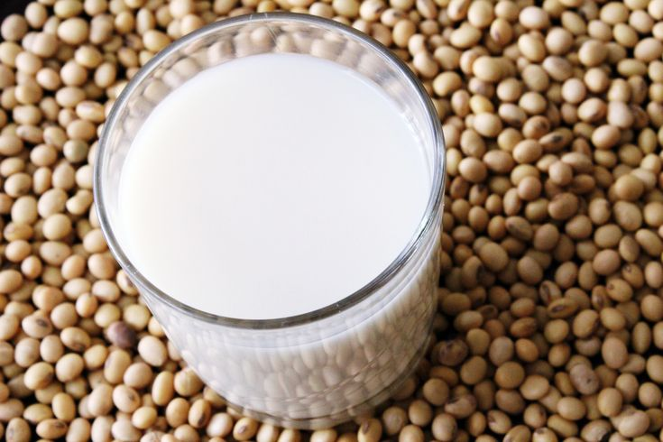 Soy milk is a trigger for Gout