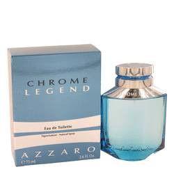 Chrome Legend Eau De Toilette Spray By Azzaro