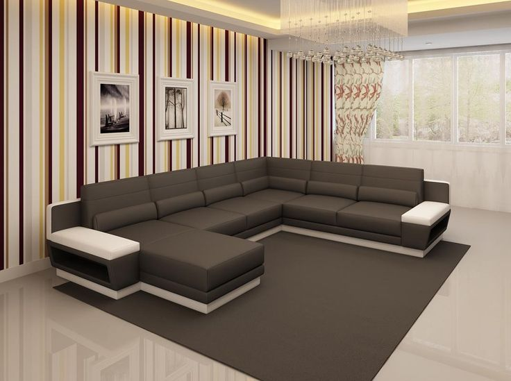 Stylish Design Furniture - Divani Casa 5098 Modern Bonded Leather Sectional Sofa, $2,300.00 (http://www.stylishdesignfurniture.com/products/divani-casa-5098-modern-bonded-leather-sectional-sofa.html/)