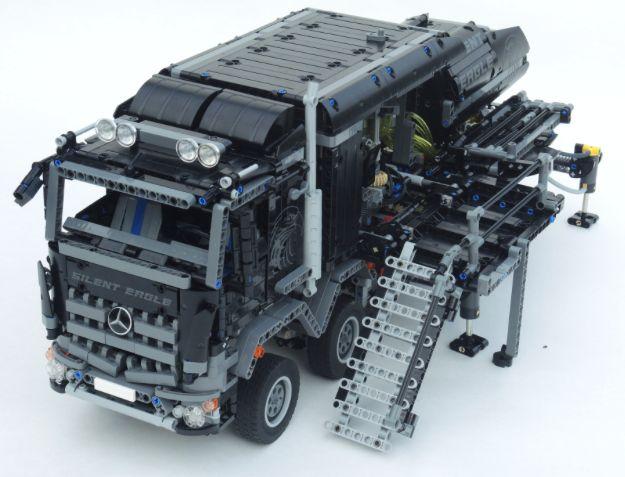 Lego Technic Mercedes Benz Arocs Truck Construction Kits Lego