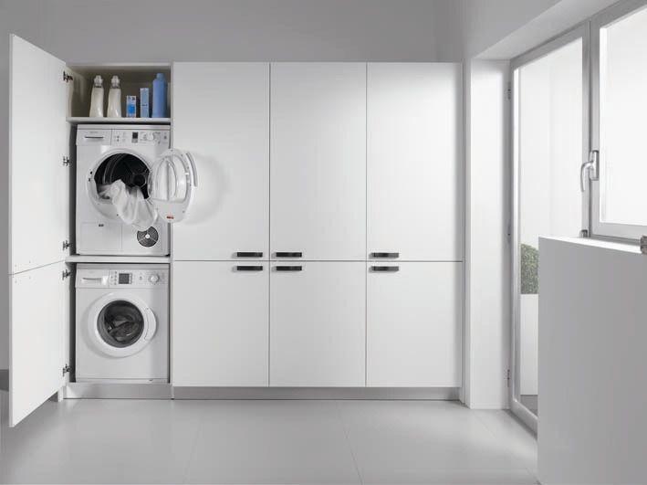 Cuarto de lavado | COCINAS DICA