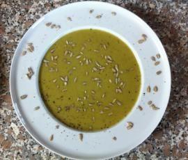 super leckere Brokkolisuppe; vegan von FiFe auf www.rezeptwelt.de, der Thermomix ® Community