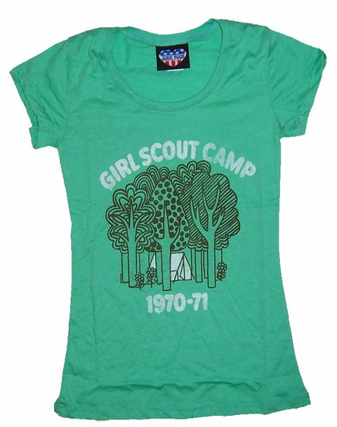 Girl Scout T Shirt Design Ideas Ideas Girl Scouts A Girl Retro Girls Comedy Jersey Design Forward Girl