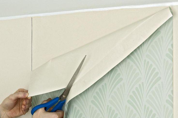 Duvar kağıdı kaplama için daha fazla bilgiye www.eviminustasiyim.com adresimizden ulaşabilirsiniz