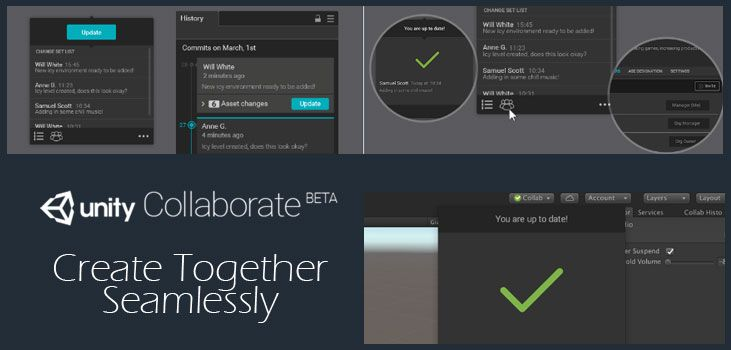 Unity Collaborate Beta – What You Need To Know