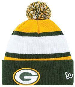 Green Bay Packers 2013 OnField Sport Knit Winter Hat