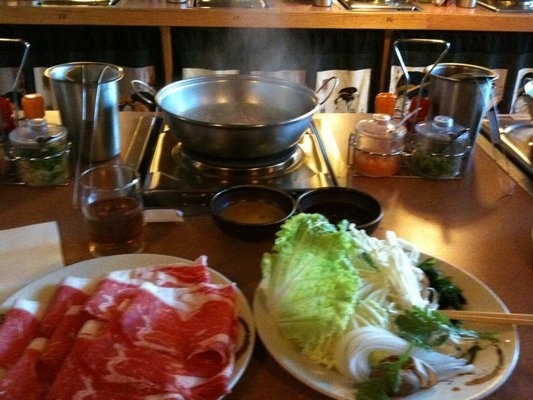 how to make hot pot japanese
