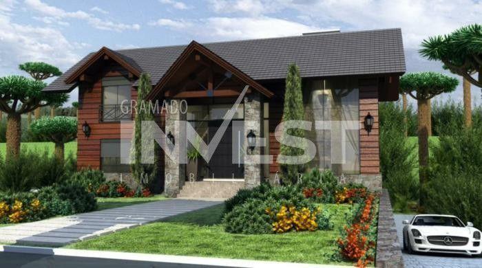 Imobiliária Gramado Invest - Casa para Venda em Gramado