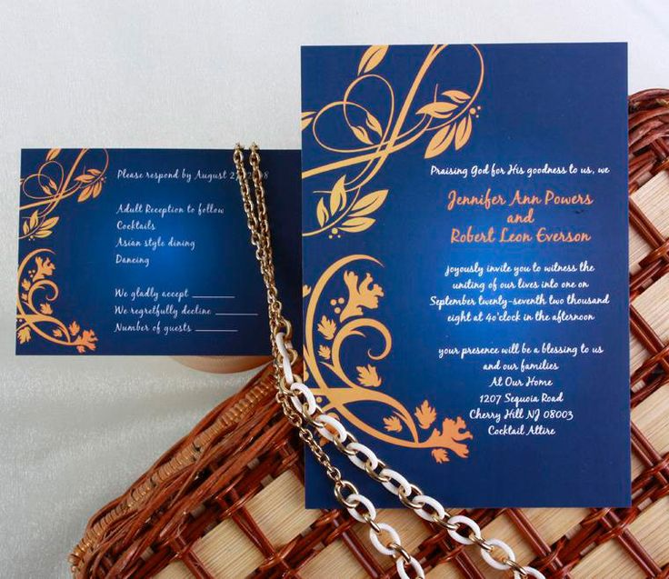 Blue gold Wedding Color Themes | Latest Wedding Color Trends-Blue Wedding Ideas and Invitations