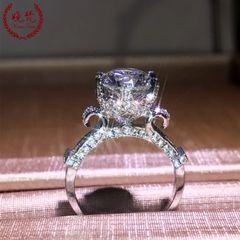 Сяо Ватикана главная кольца с бриллиантами моделируется алмазов обручальные кольца женщин кольцо имитация кольцо с бриллиантом женщины моделирование алмаз кольцо пара