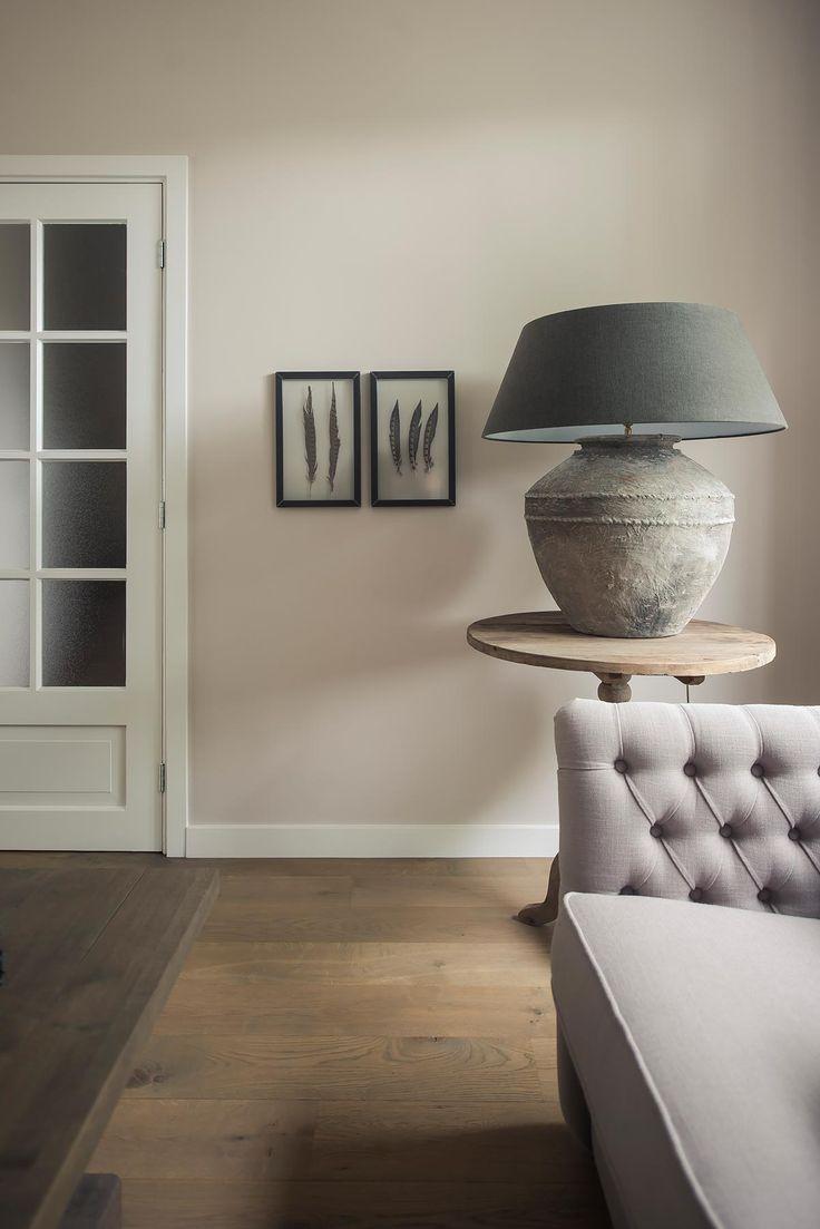 25 beste idee n over houten behang op pinterest planken muren nep open haard en mantel deco - Deco hoofdslaapkamer ...