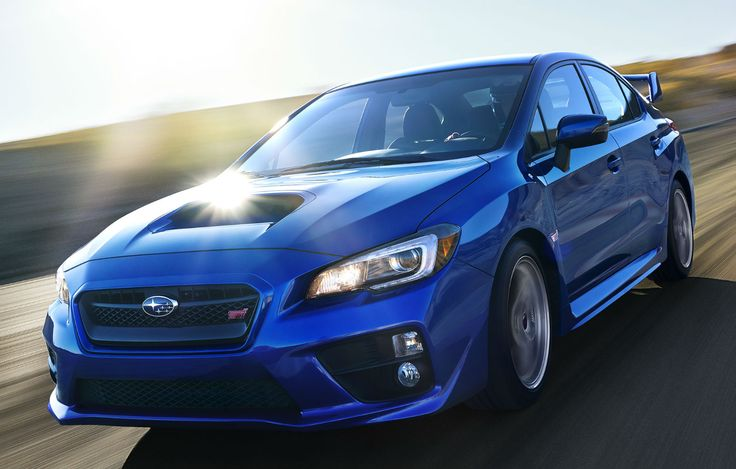 2015 Subaru WRX The Reviews | Automotive Reviews & Wallpaper