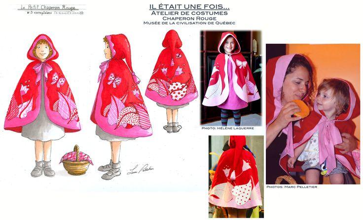 creations-lucepelletier.com | Muséologie (diaporama) | Créations Luce Pelletier