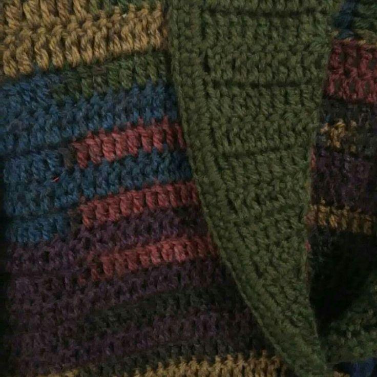 Particolare giacca in lana