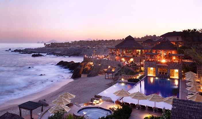 Esperanza, An Auberge Resort, Los Cabos, San Lucas, Mexico. An adults only resort, with family friendly villa accommodations. All ocean view accommodations. The only private beach resort in Los Cabos.