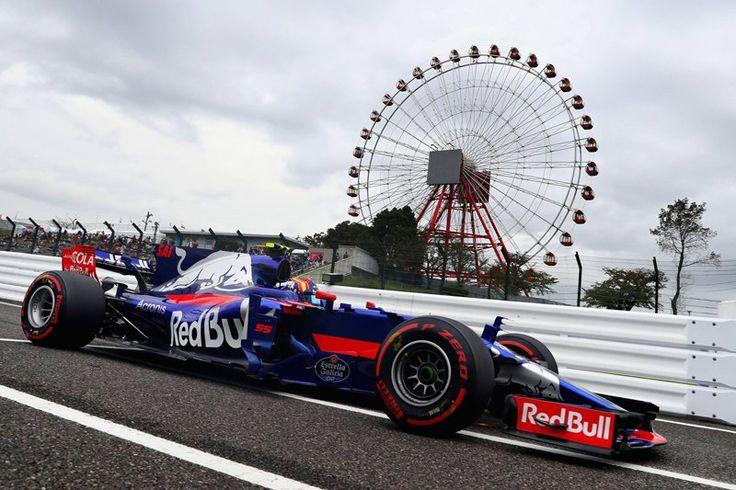 カルロス・サインツ、F1日本GPで20グリッド降格ペナルティ  [F1 / Formula 1]