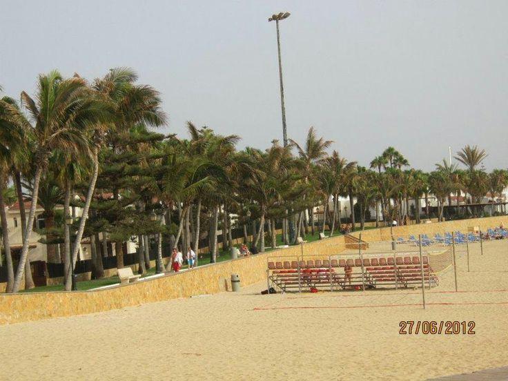 Lovely sandy beaches