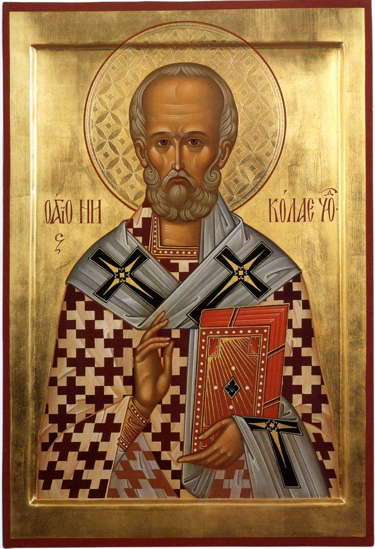 St Nicholas ~Repinned Via Gerda Engels