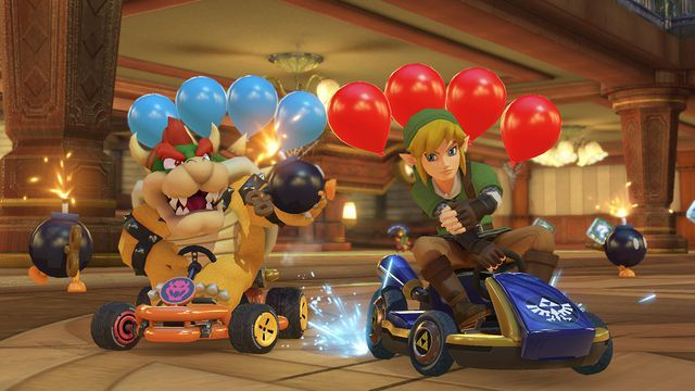 After Mario Kart 8 Deluxe, fans wonder if it's time for a name change