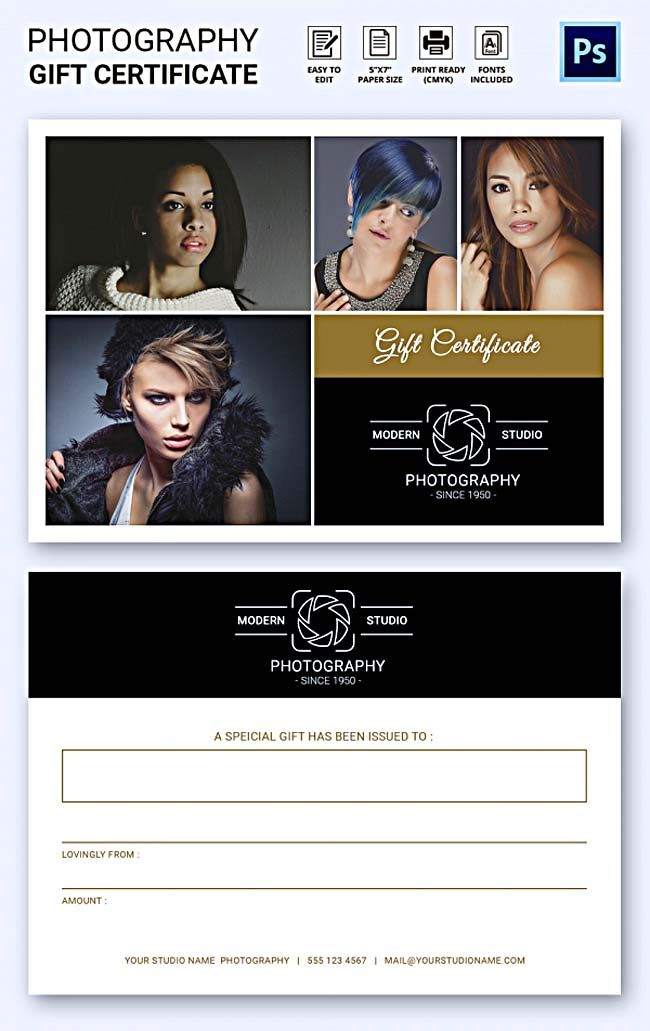 , The Advantages of Offering Photography Gift Certificate Template , Photography gift certificate template with attractive look can be the favorite option of your customers. Thus, to look up some references of the template can be valuable. Check more at http://templatedocs.net/photography-gift-certificate-template