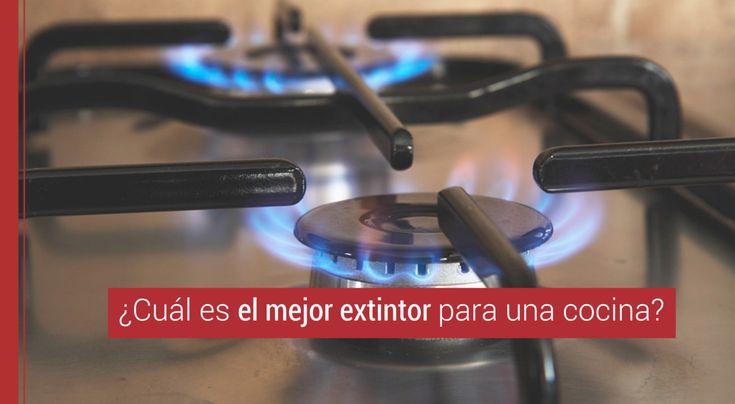 Analizar cuál es el extintor más apropiado para tener en nuestra cocina, vamos a describir conceptos que debemos tener en cuenta para seleccionar uno.