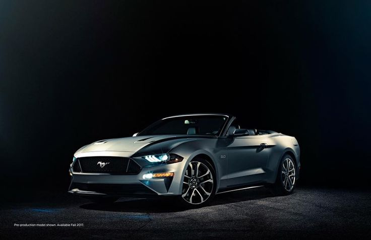 Fall 2017 Ford Mustang — WOOTmylife