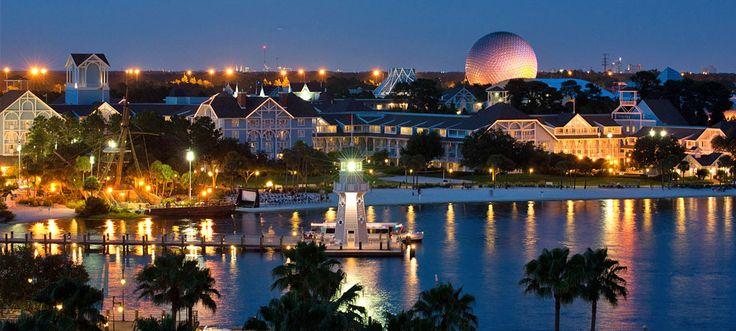 Walt Disney World Swan and Dolphin Resort completaram no final de setembro a maior transformação da história do resort:..