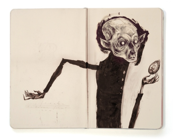 Sketchbook 2 by Lars Henkel
