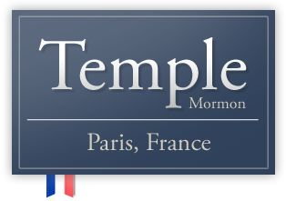 So proud of the people of France for doing what was necessary to receive the blessings of a temple in Paris!