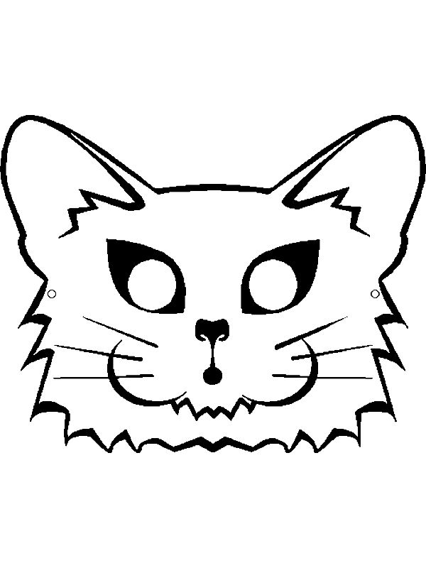 Ms de 25 ideas increbles sobre Mascara de gato en Pinterest