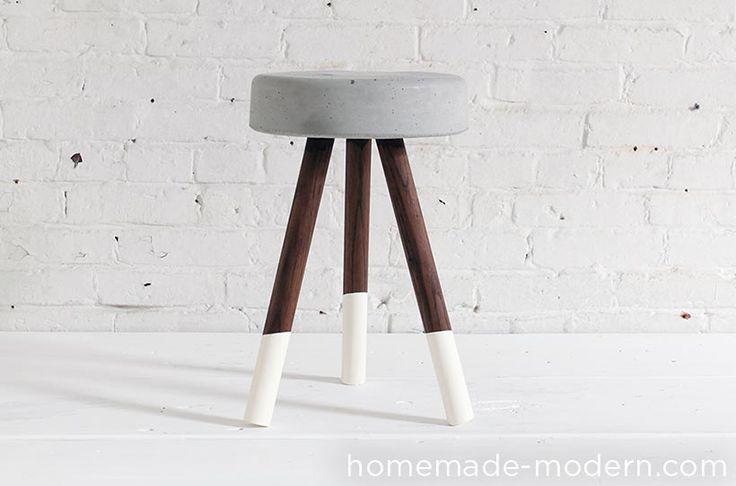 HomeMade Modern DIY Coco Rocha Bucket Stool Options