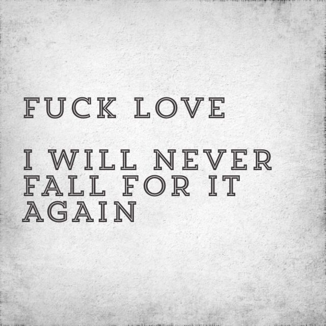 Love And Fuck 7