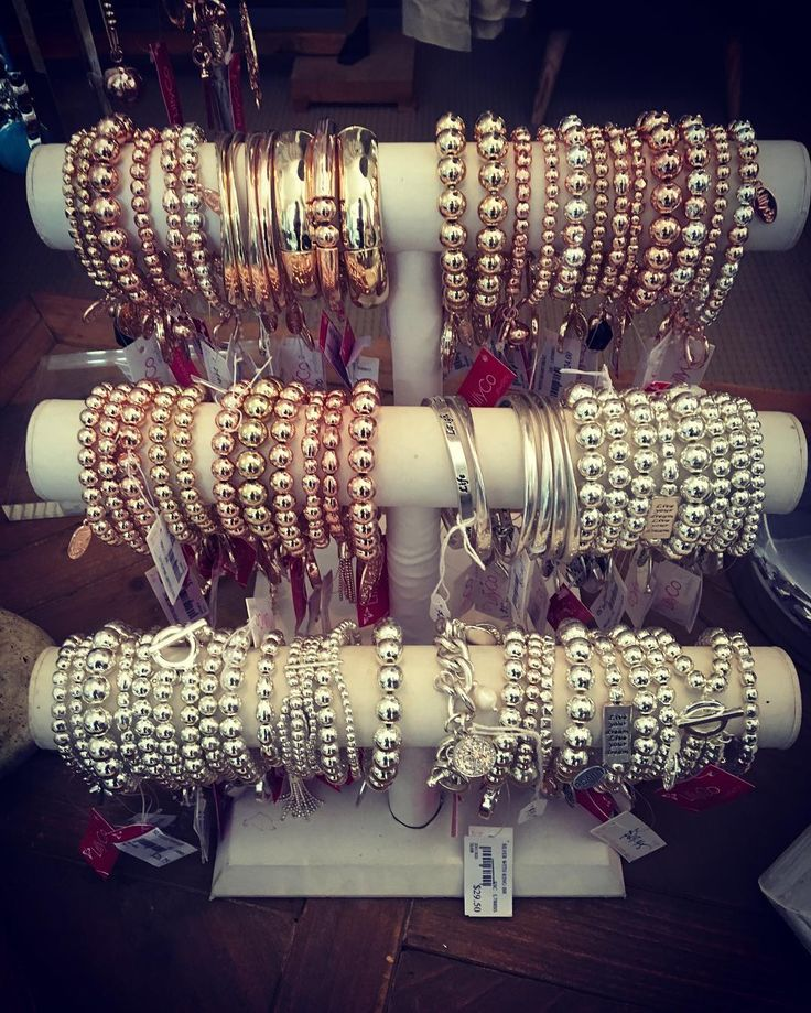 Whether you're a gold, silver or rose gold girl, we've got you covered with our gorgeous new bracelets from Lillyco! #jewelry #bling #gold #rosegold #silver #bracelet @lillycoaccessories #fashion #summer16