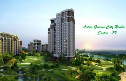 #LotusSportsCity in Sector 79 Noida provides a swanky 30 Storey building has got opulent amenities at a jaw dropping price. A new bright and opulent #Apartmentsforsaleinnoida