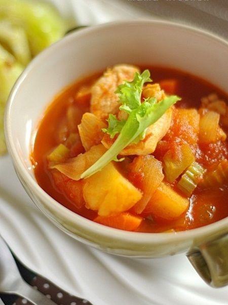 しっとり鶏むね肉のヘルシートマト煮 by Mayu* | レシピサイト「Nadia ...