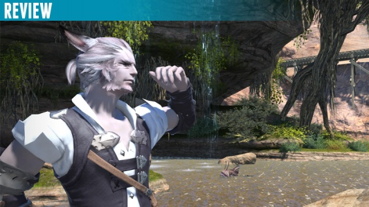 "Final Fantasy 14: A Realm Reborn ""Phase 2"" Review - Metal Arcade"