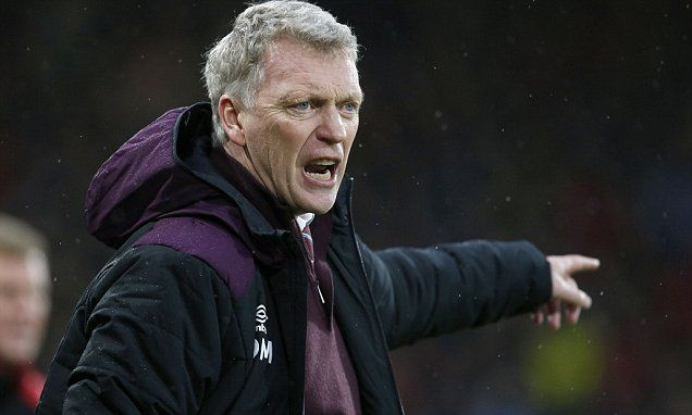 West Ham playing too much to win FA Cup - David Moyes