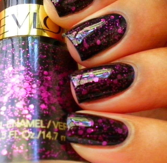 Cannot find this polish in stores.....: Polish Collection, Nails Art, Revlon Faceted, Nails Design, Glitter Nails, Nails Polish, Bad Romances, Lippmann Dupes, Paar Nailart