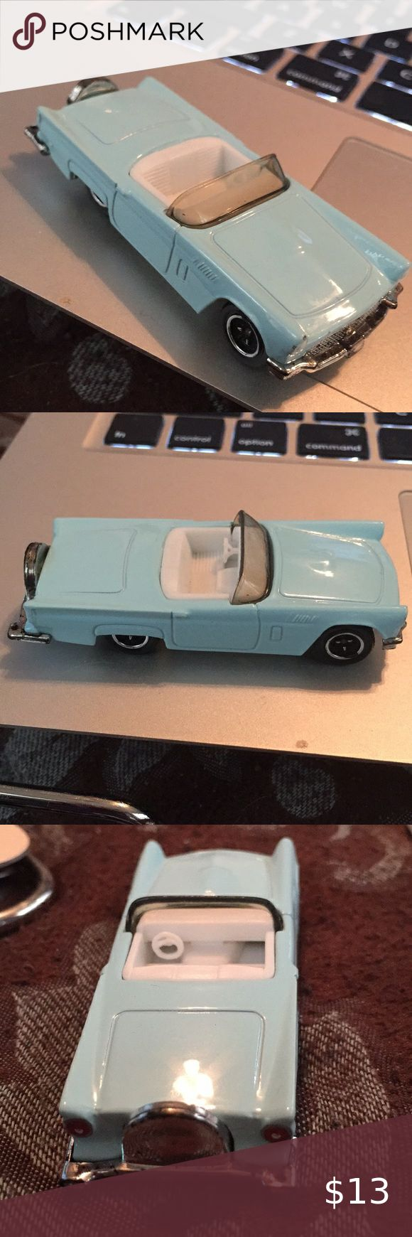 1988 Thailand Matchbox thunderbird car Toy in 2020