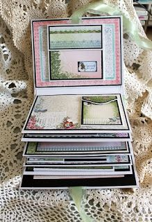 Archi's CraftCave!: Black Friday Heartfelt Creations Release - Flip Fold Albums