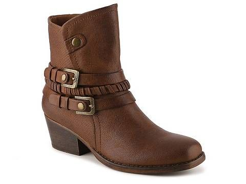 Women's Bare Traps Winsom Western Bootie - Black. Brown BootsAnkle ...