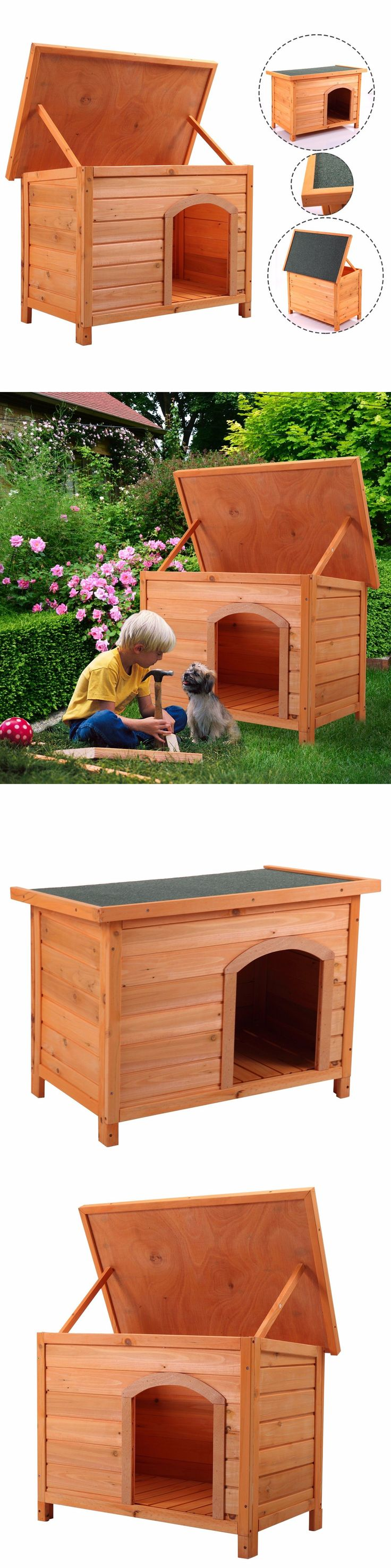 1180 best Diy Pet House Outdoor images on Pinterest Diy dog Pet