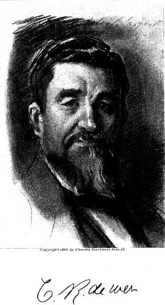 """Christiaan Rudolf de Wet from his autobiography, """"Thee Years' War"""". Click on the picture to go direct to the book or visit http://www.gutenberg.org/wiki/Main_Page"""