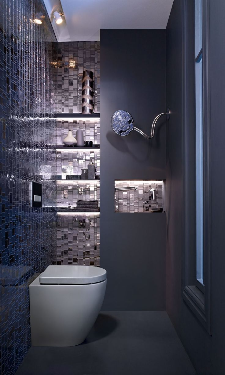 Bathroom vanity inspirations by edone design - The Question Of Whether One Can Make A Small Bathroom Functional Without Compromising On Aesthetics Is Common