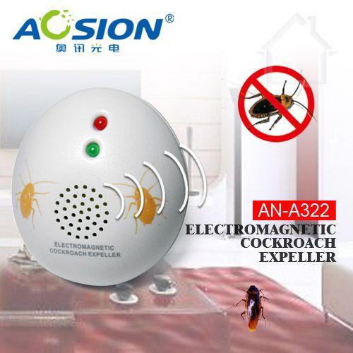 Aosion AN-A322 дома Закрытый Электромагнитный/Электронный Таракан плотва Лал прошу Отпугиватель борьба с вредителями отклонить отпугиватель насекомых