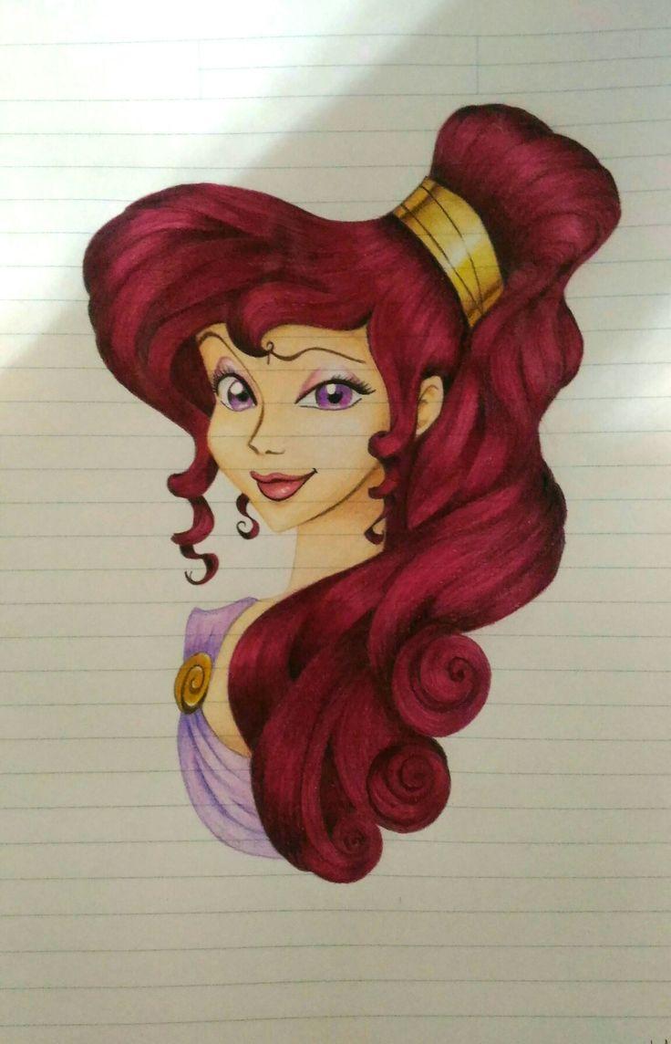 Meg ~ Hercules